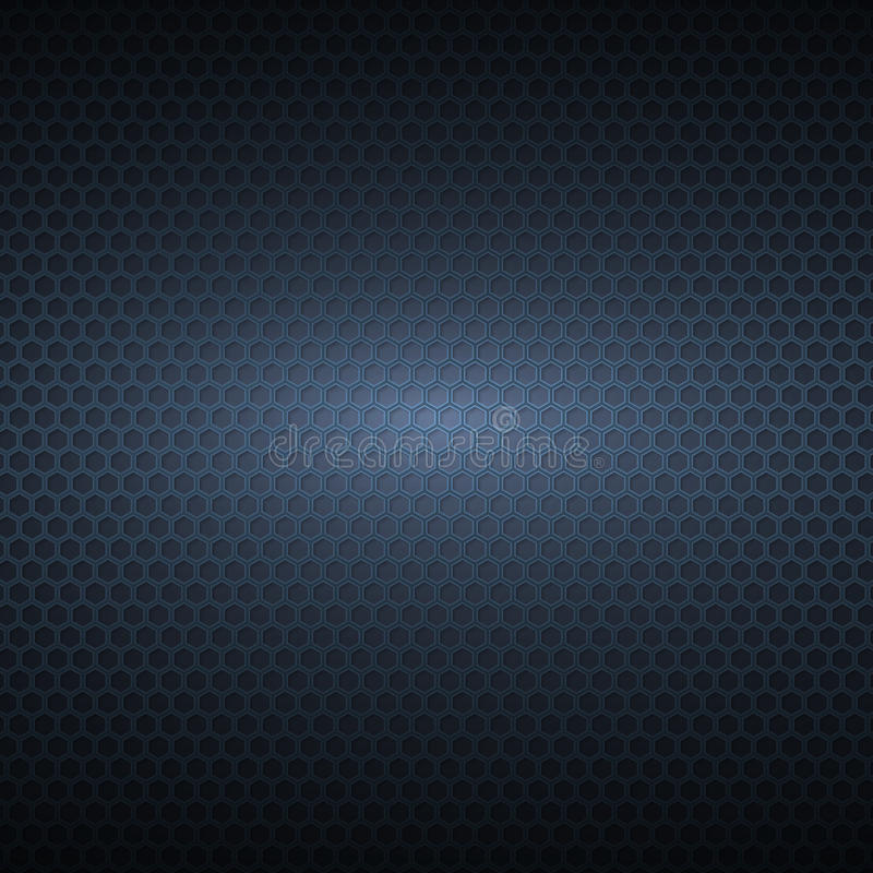 Carbon fiber texture. Technology abstract background. Vector Design stock illustration