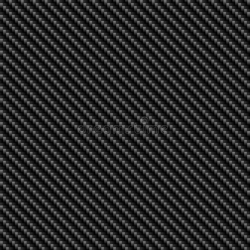 Download Carbon Fiber Weave stock illustration. Illustration of seamless - 12210451