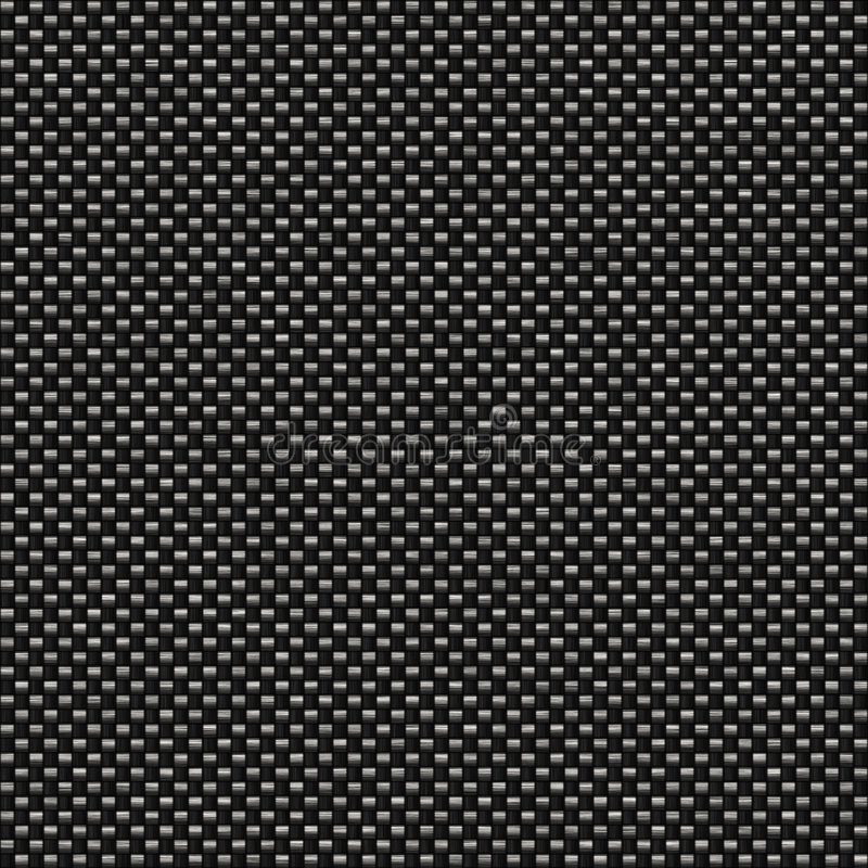 Carbon fibre royalty free illustration