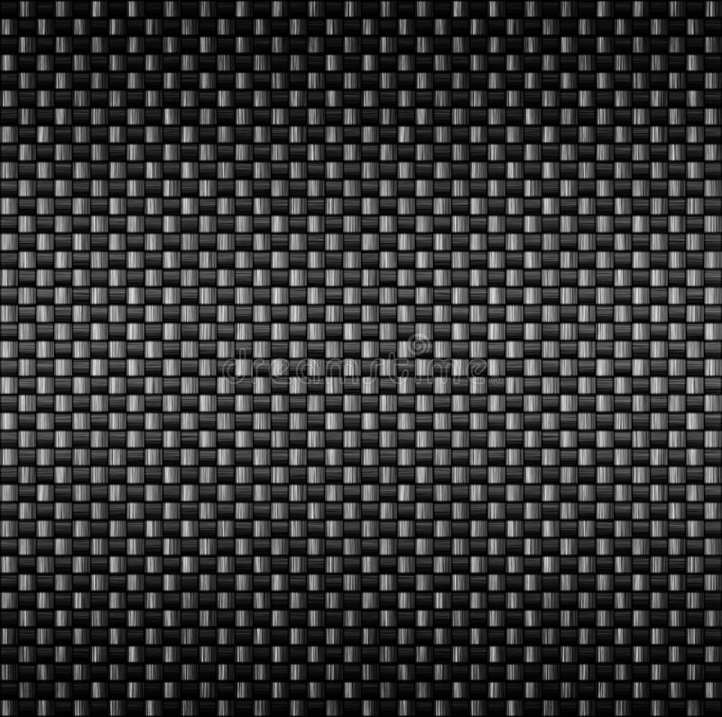 Carbon fibre fiber texture stock vector. Illustration of technology ...