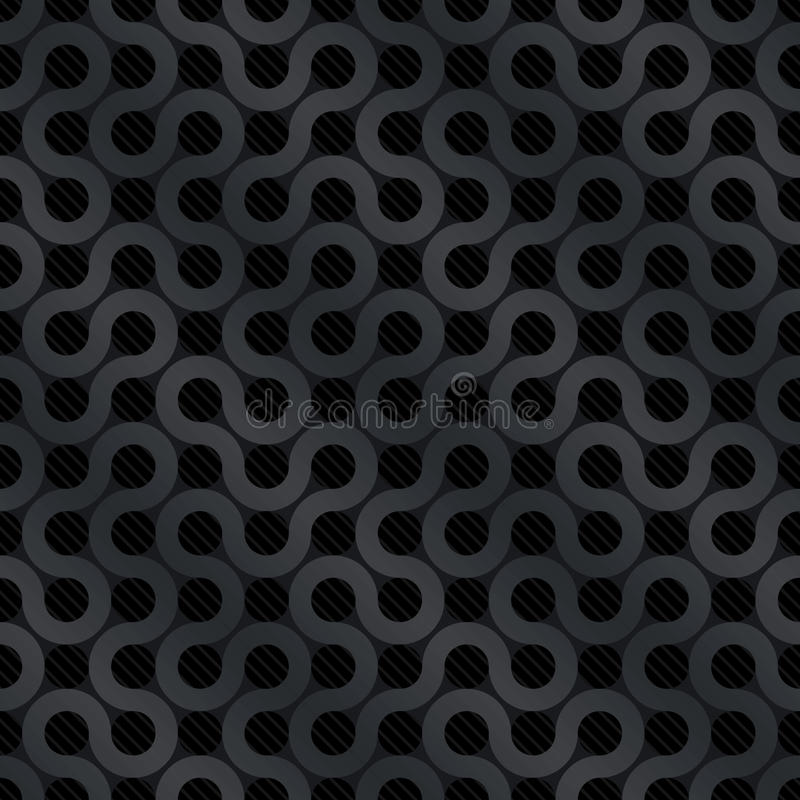 Download Carbon flow background stock vector. Image of gray, mishmash - 16214108