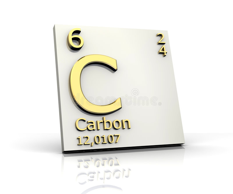 download carbon form periodic table of elements stock illustration illustration of laboratory measurement - Periodic Table Carbon