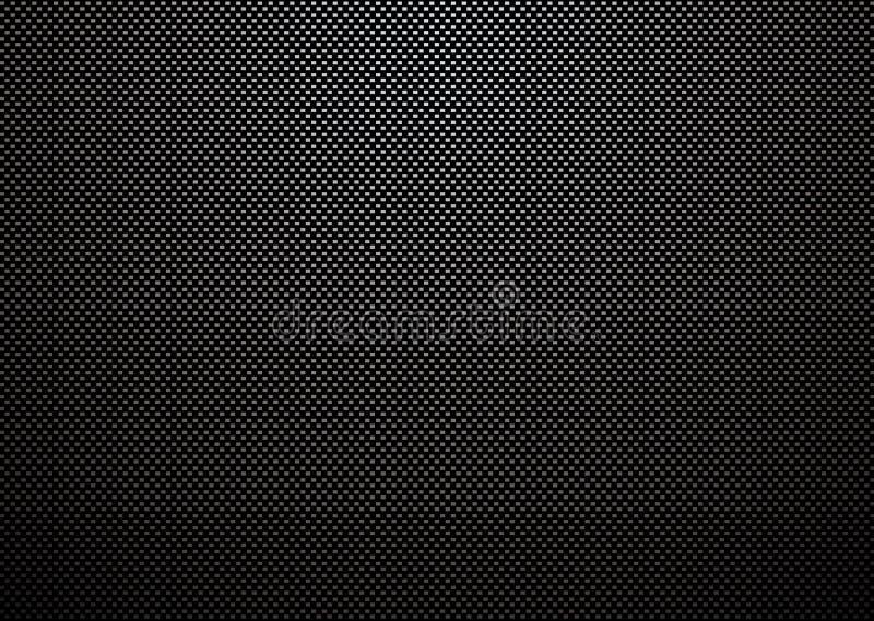 Download Carbon weave stock illustration. Image of wallpaper, black - 12656284