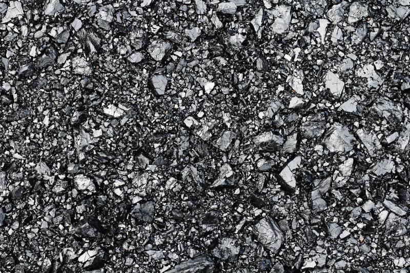Carbone nero immagini stock