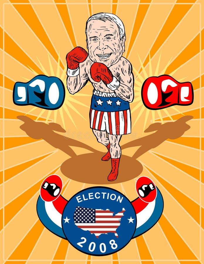 Carbossimetilazione di McCain illustrazione vettoriale