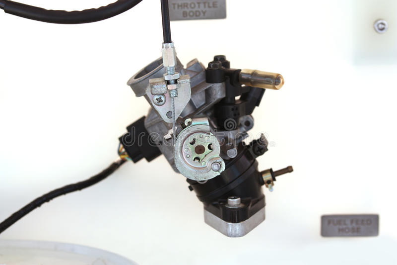 Carburateur image libre de droits