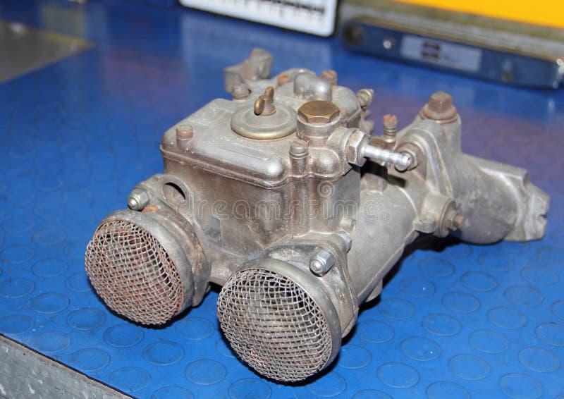 carburateur photographie stock