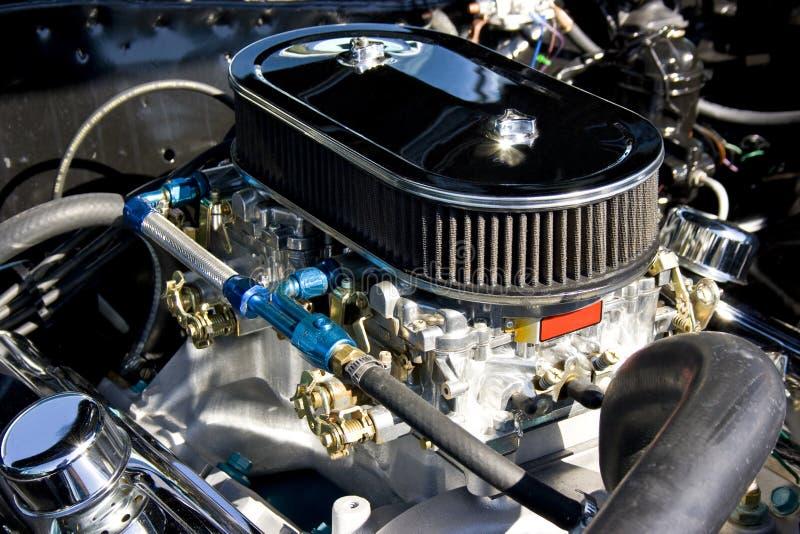 carburateur de Pontiac GTO des années 60 image libre de droits
