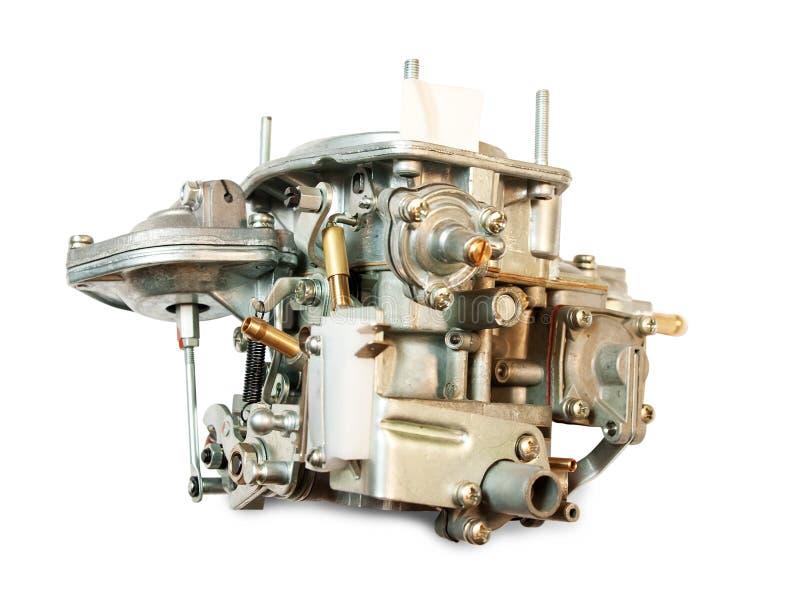 Carburateur de véhicule image libre de droits