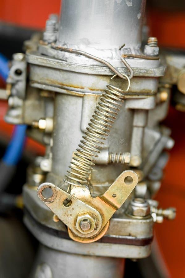 Carburatore fotografie stock