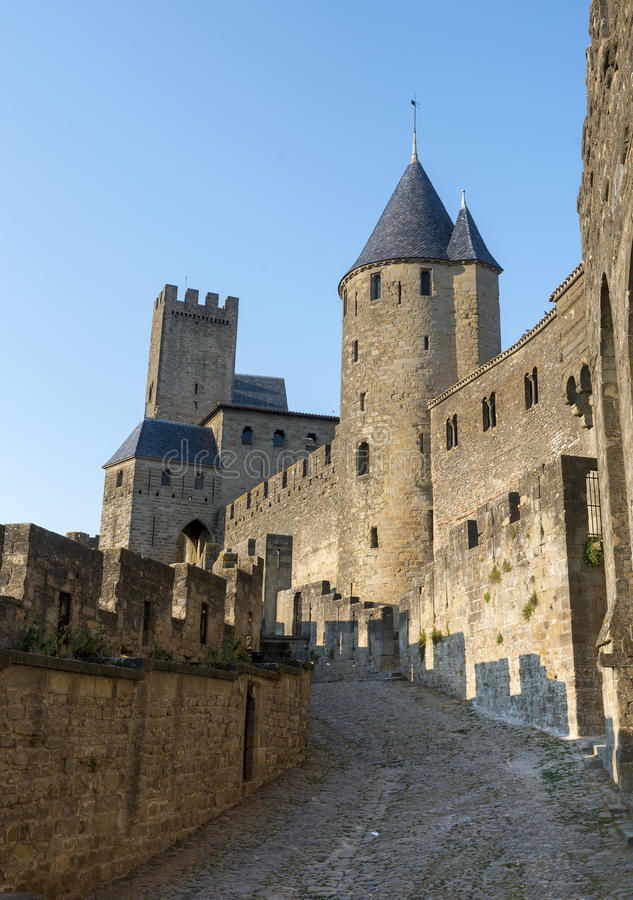 Carcasona (Francia) fotos de archivo libres de regalías