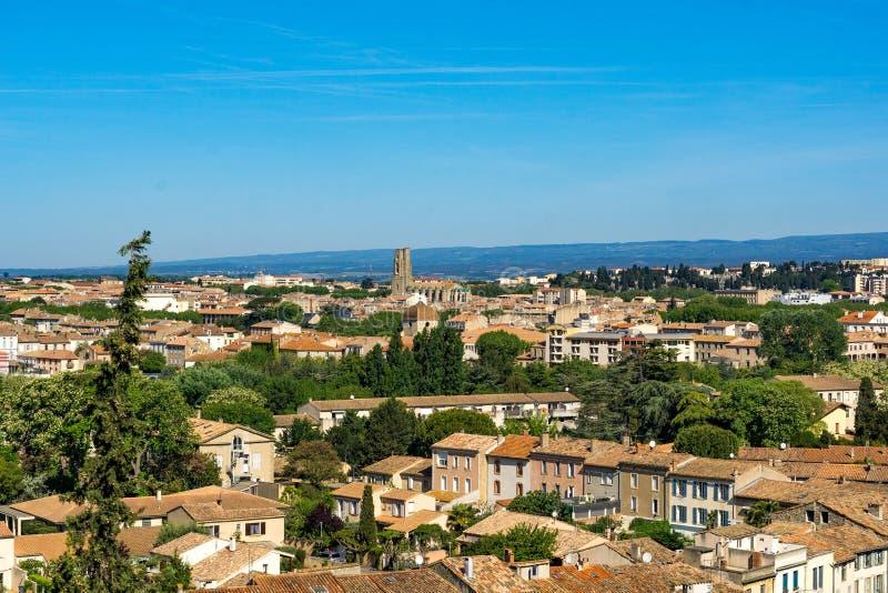 Carcassonne, Γαλλία στοκ εικόνα