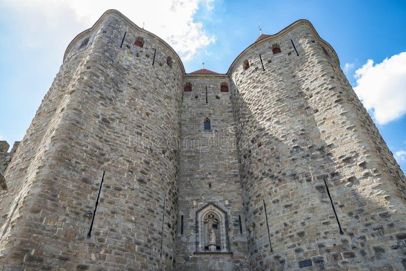 Download Carcassonne image stock. Image du architecture, vieux - 76080029