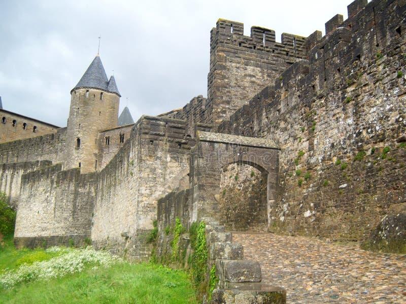 Carcassonne image stock
