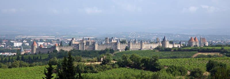 Carcassonne royalty free stock image