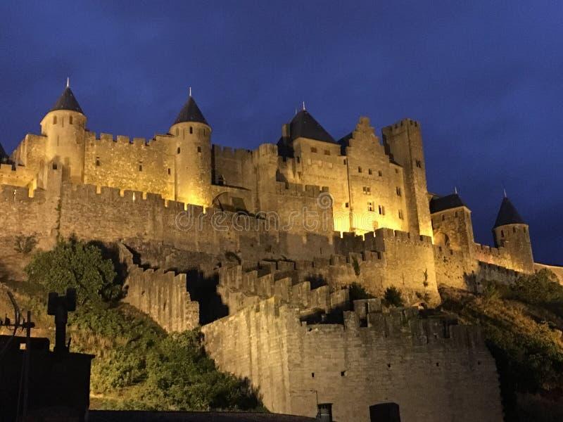 Carcassonne foto de stock royalty free