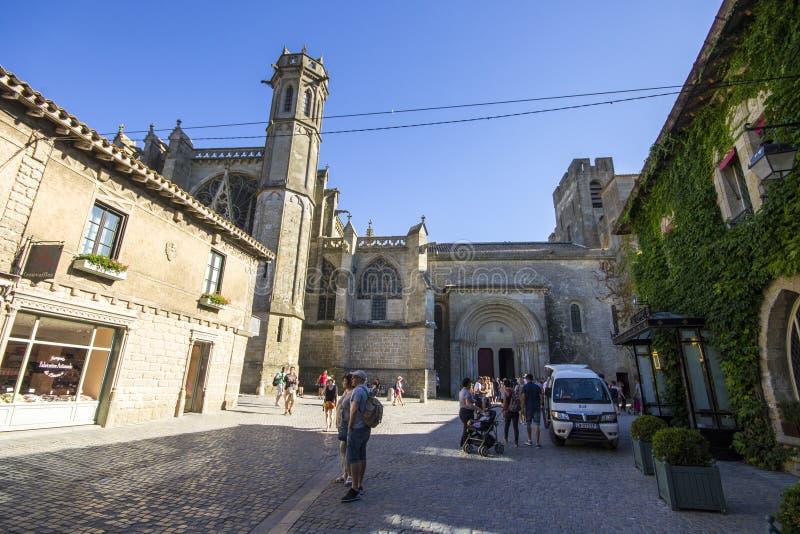 Carcassonne, France photo libre de droits