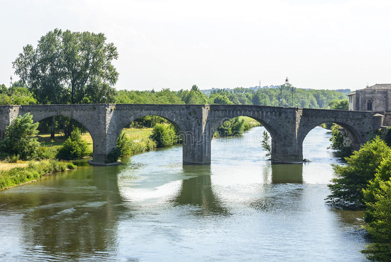 Carcassonne (France) royalty free stock photo