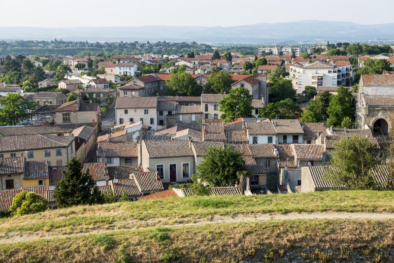 Carcassonne (Frances) photographie stock