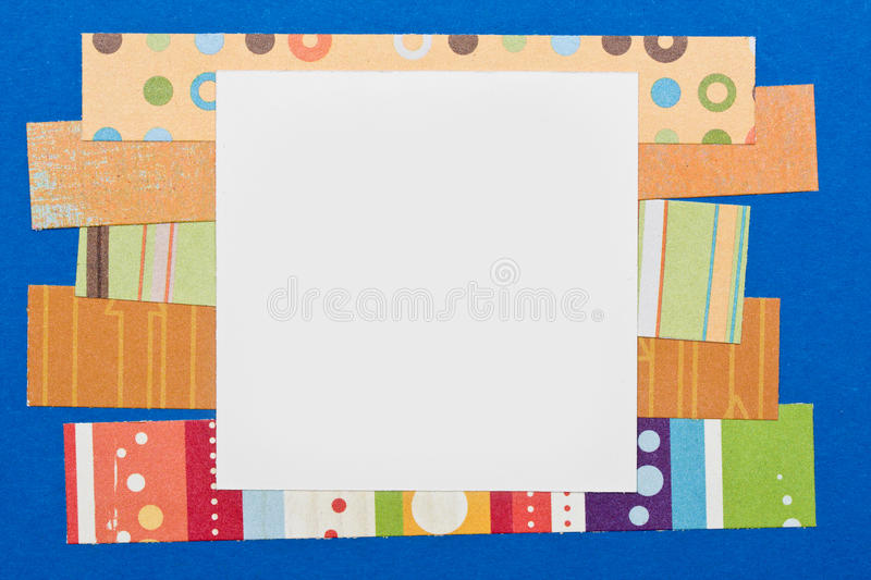 Download Card stock photo. Image of card, blue, abstract, copy - 14605548