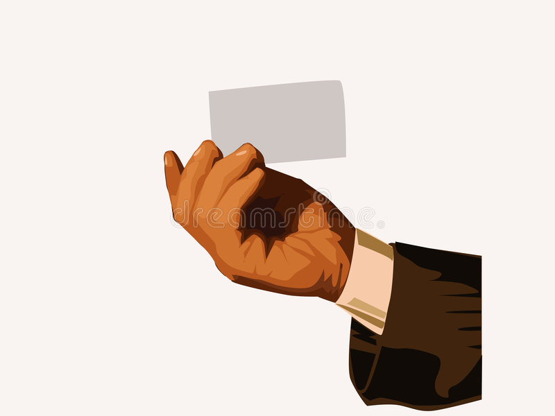 Download Card stock illustration. Illustration of office, greetings - 2363413
