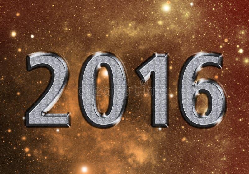 2016 card royalty free stock photos