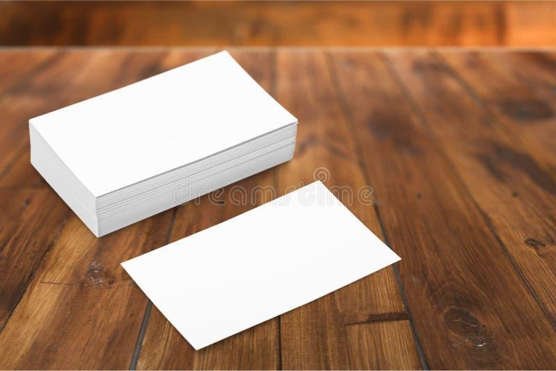 Card stock photo