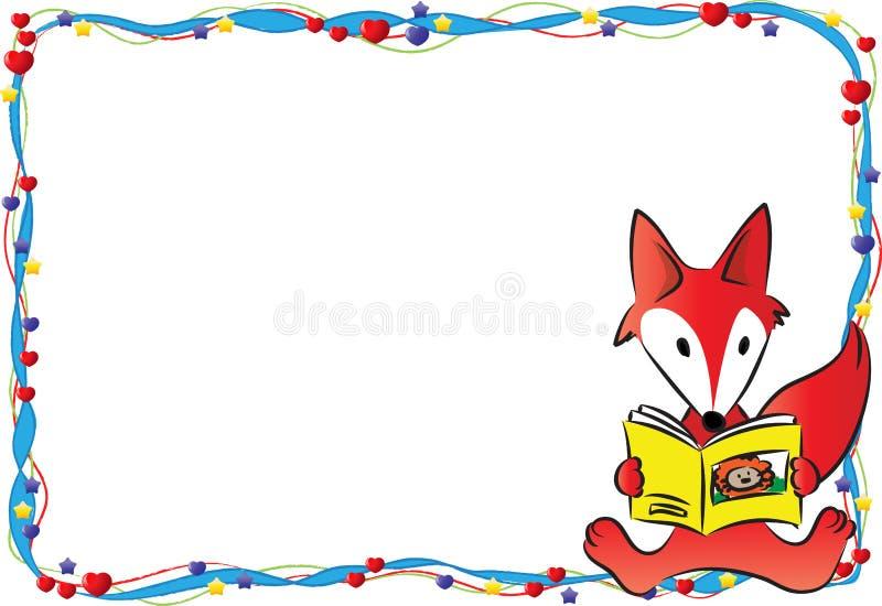 Card border frame stock illustration. Illustration of cartoon - 47421129