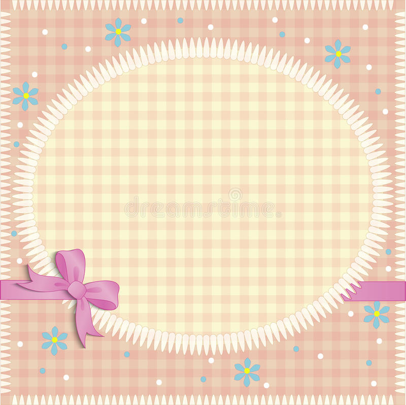 Download Card cage stock vector. Illustration of newborn, bead - 34028166
