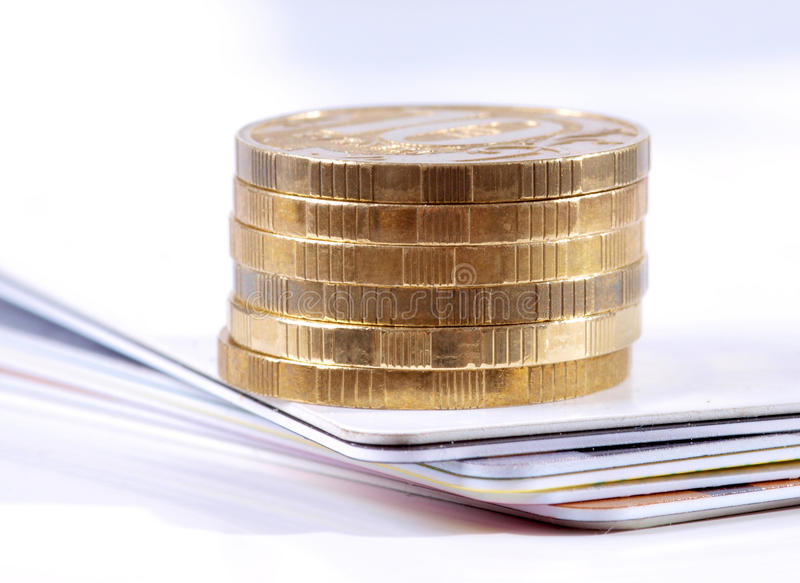Download Card And Coins Stock Images - Image: 20816034