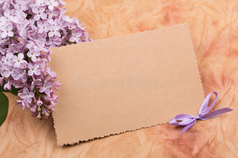 Card for congratulation stock images