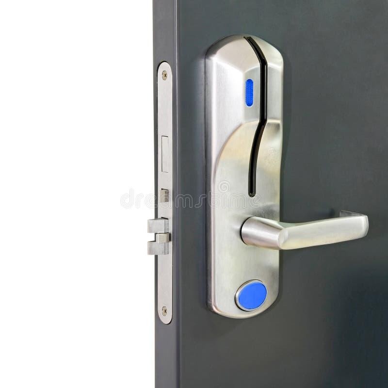 Download Card door lock stock photo. Image of light, unlock, keys - 10471718