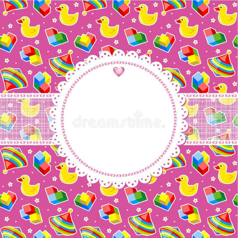 Card Or Invitation Background Royalty Free Stock Photos
