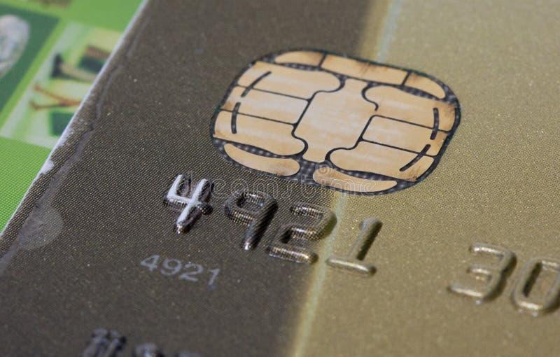 card kreditering royaltyfri bild
