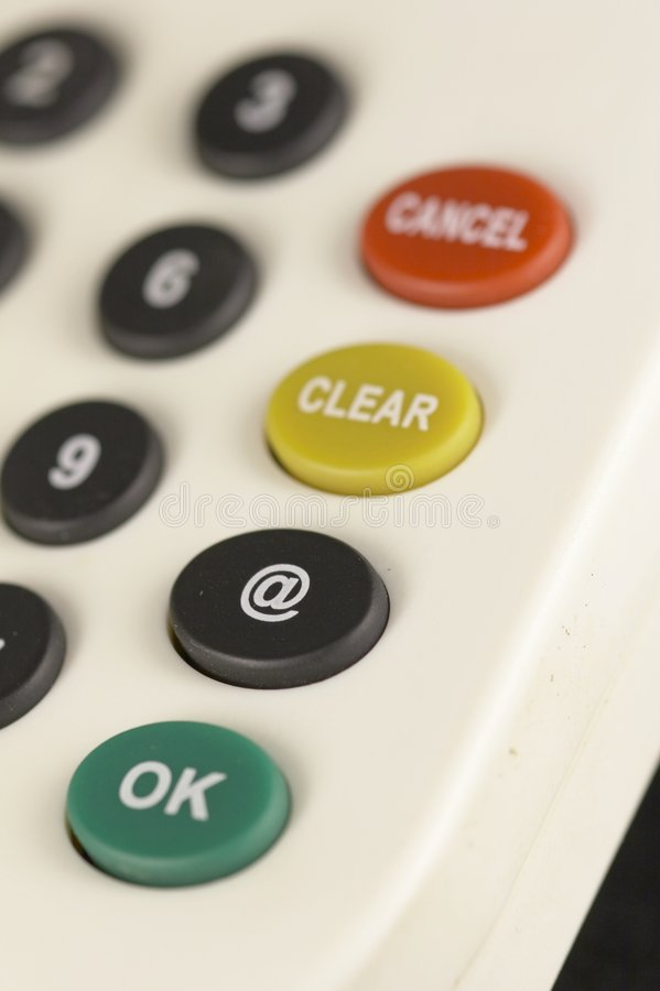 Download Card reader 05 stock photo. Image of keypad, plastic, bank - 850192
