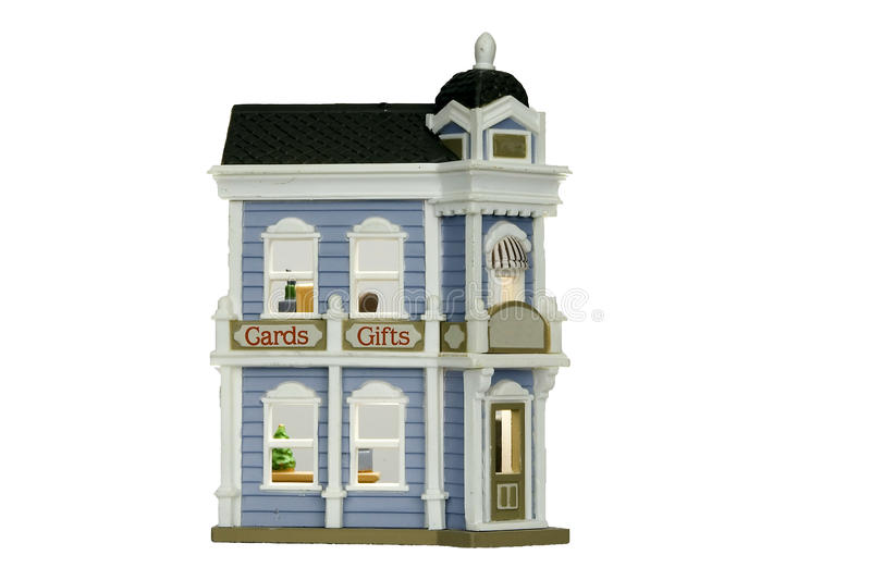 Download Card Shop stock photo. Image of dollhouse, business, retail - 20862070