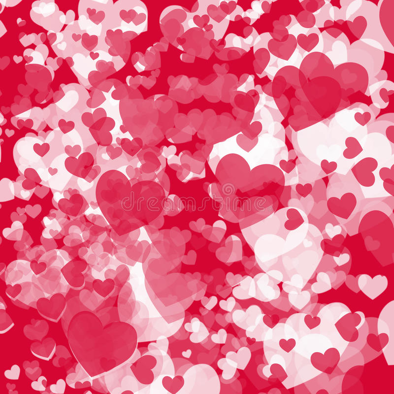 Card for Valentine& x27;s Day. royalty free stock image