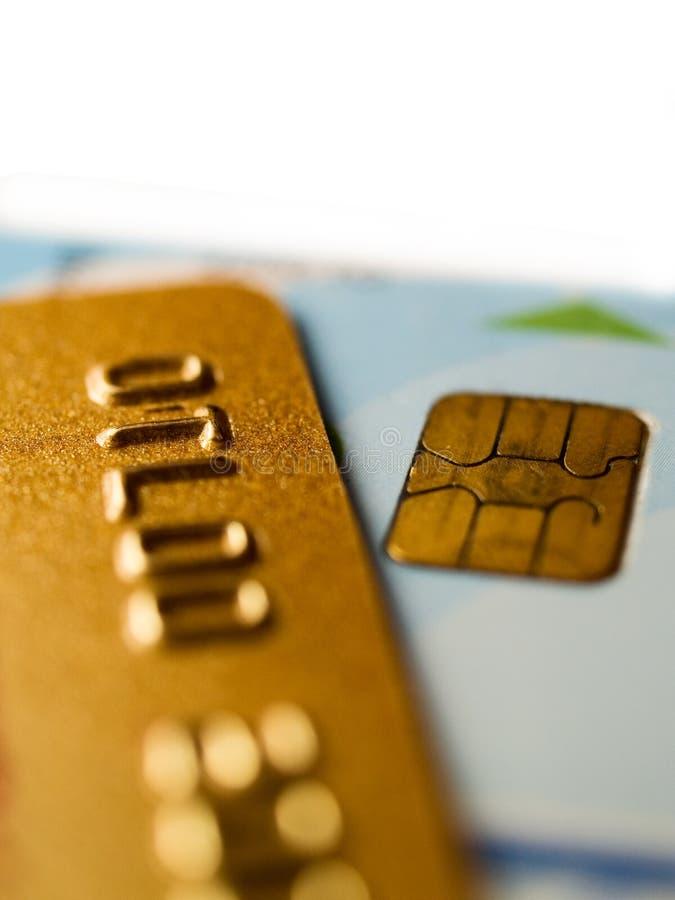 card7 πίστωση στοκ φωτογραφία με δικαίωμα ελεύθερης χρήσης