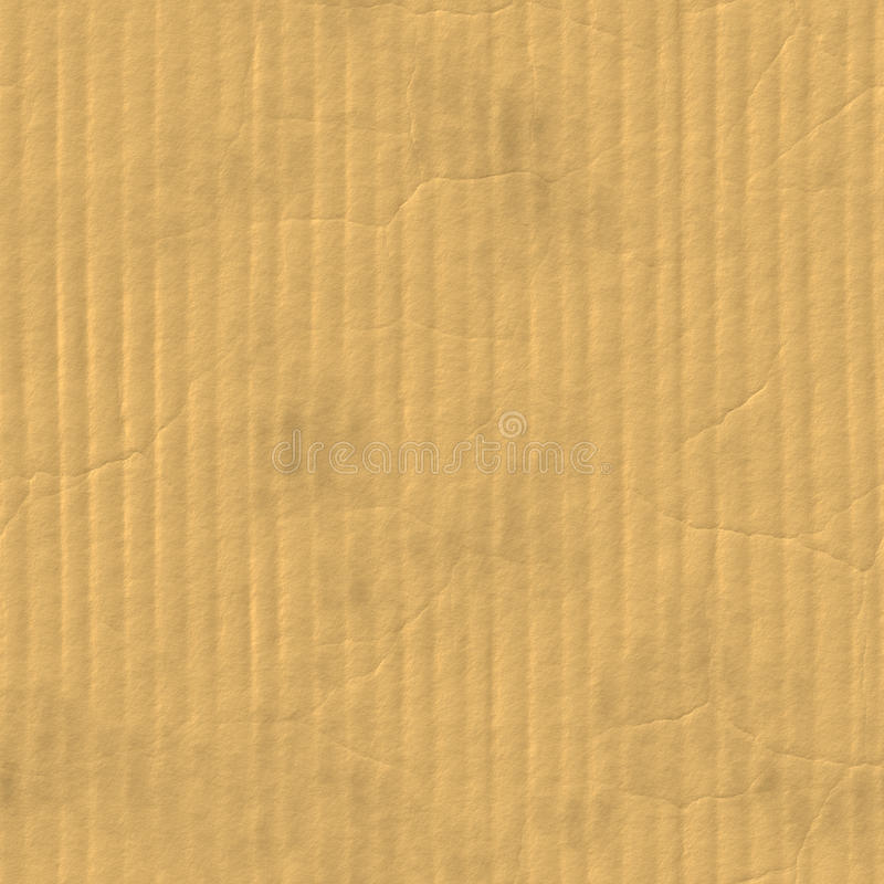 Cardboard. Closeup texture. seamless tiling royalty free stock photo