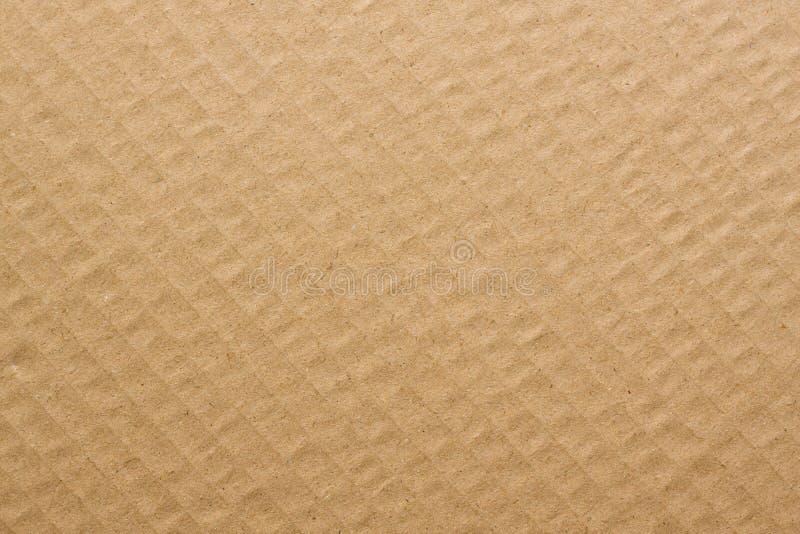 Cardboard background textured