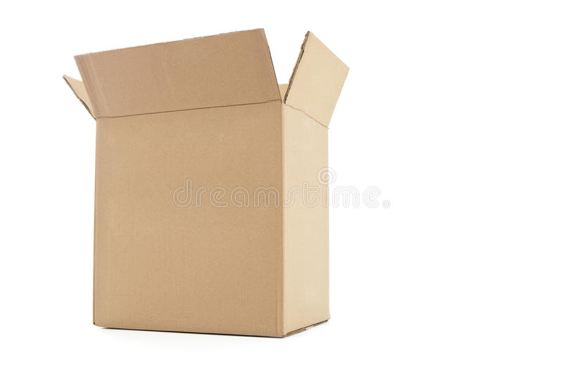 Download Cardboard Box stock photo. Image of packages, isolated - 19473974