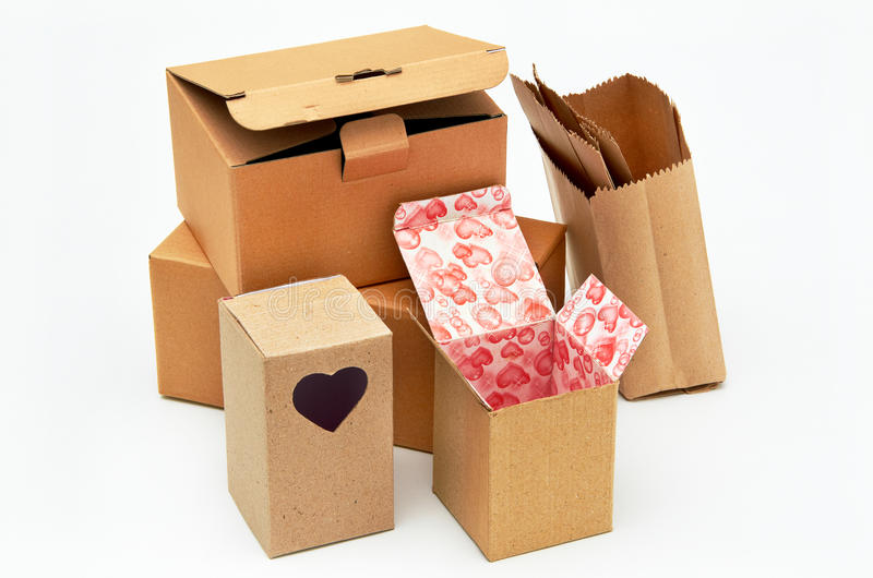 Download Cardboard Box Stock Images - Image: 21833604