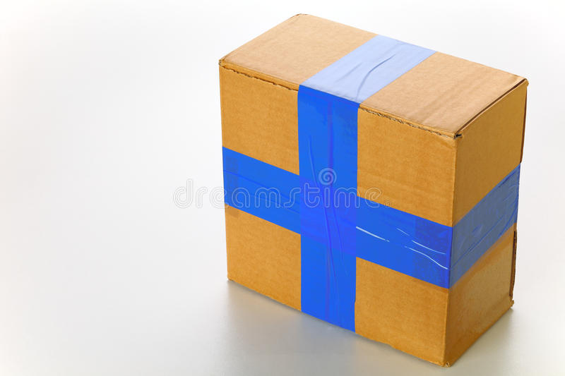 Download Cardboard Box Royalty Free Stock Photos - Image: 25413578