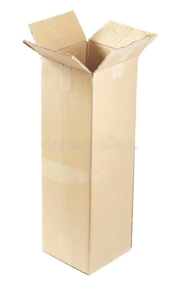 Download Cardboard Box stock image. Image of card, pack, mail - 26122505
