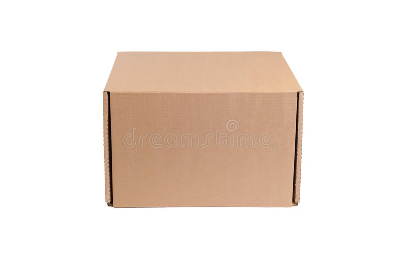 Download Cardboard box stock photo. Image of background, objects - 36318044