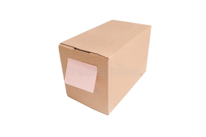 Download Cardboard box stock photo. Image of brown, up, industrial - 36318036