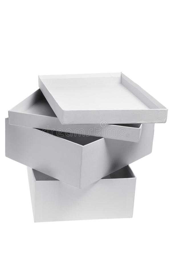 Download Cardboard Boxes stock photo. Image of surprise, isolated - 19471192