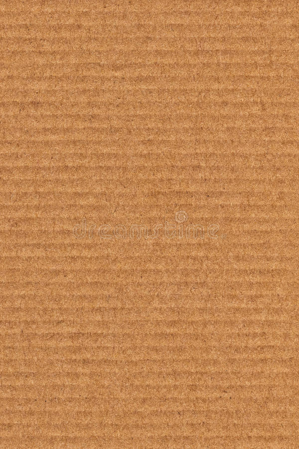 Cardboard Corrugated Grunge Texture royalty free stock images