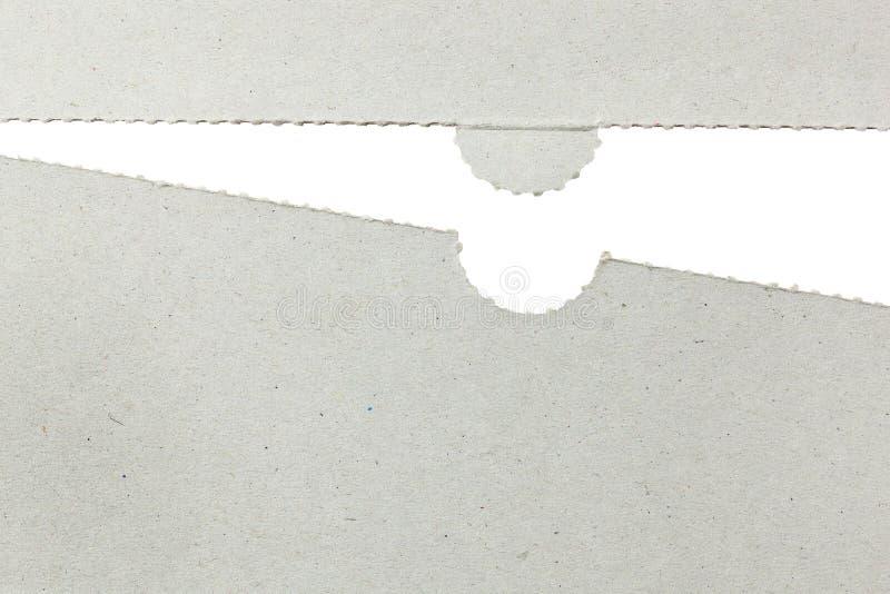 Download Cardboard cut-off form stock illustration. Image of plain - 22969681