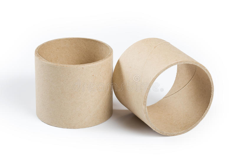Download Cardboard cylinders stock image. Image of paper, creativity - 21729607